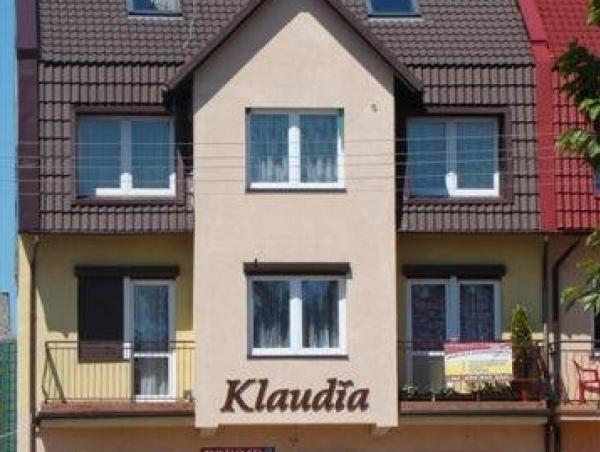 Dom Gościnny Klaudia Międzywodzie