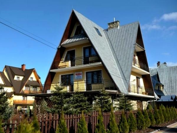 Foto 8174 - Zakopane - Dom Wypoczynkowy Maria