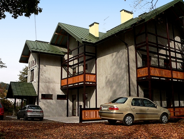 Foto 8752 - Krynica Zdrój - Pensjonat Lira w Krynicy Zdroju