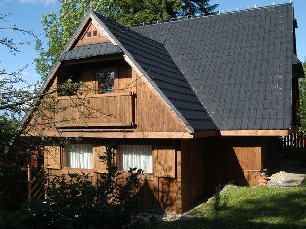 Foto 14240 - Zakopane - Domek Pod Skocznią