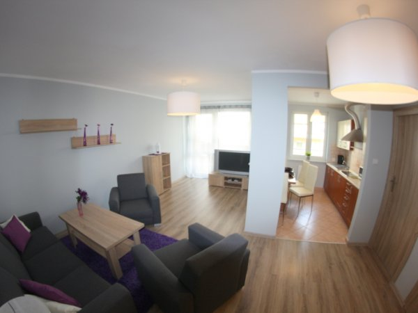 Apartament DUNE - 250m od morza - Ustka