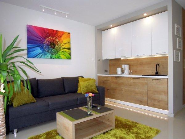 Foto 48996 - Świnoujście - Apartament Platan Limonka
