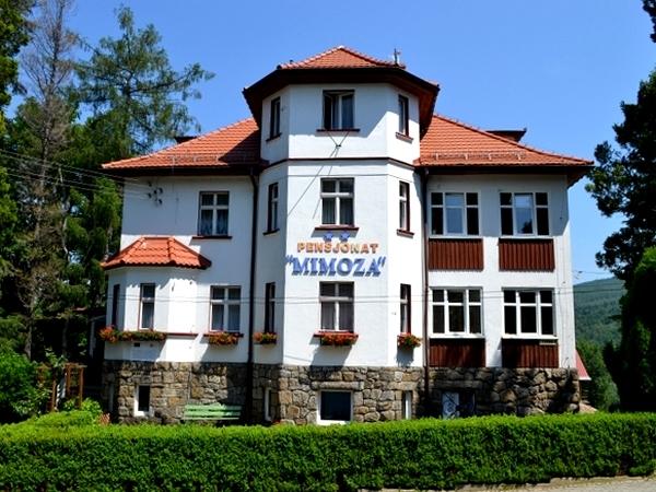 Foto 11199 - Świeradów Zdrój - Pensjonat Mimoza