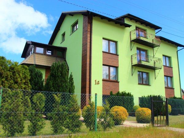 Beti - pokoje gościnne i domki drewniane - Władysławowo