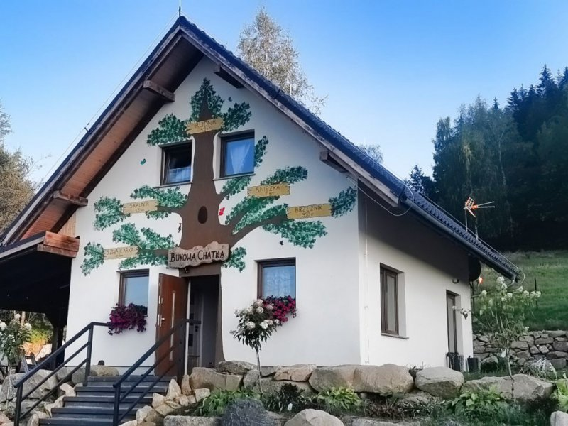 Bukowa Chatka - Bukowiec