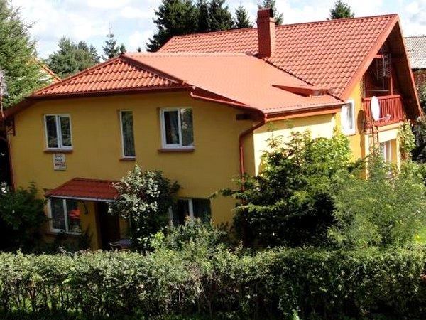 Dom Bliźniak w Rowach - Rowy