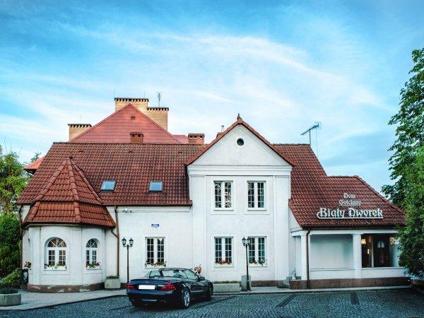 Foto 46242 - Człuchów - Dom Gościnny Biały Dworek