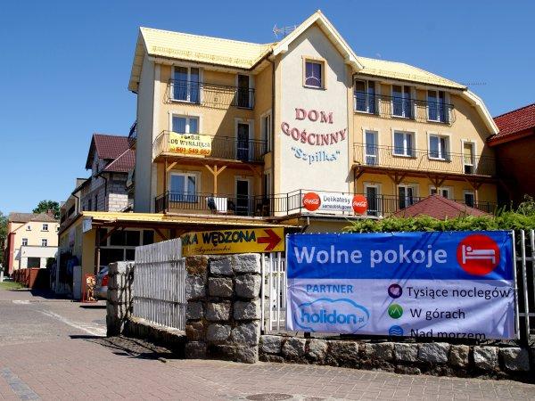 Foto 44940 - Niechorze - Dom Gościnny Szpilka