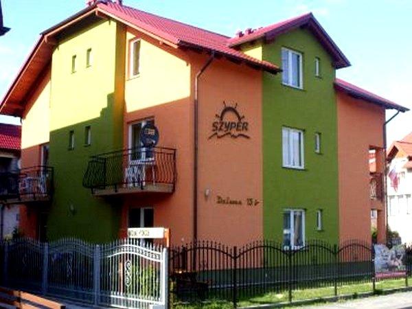 Dom Gościnny Szyper - Dziwnów