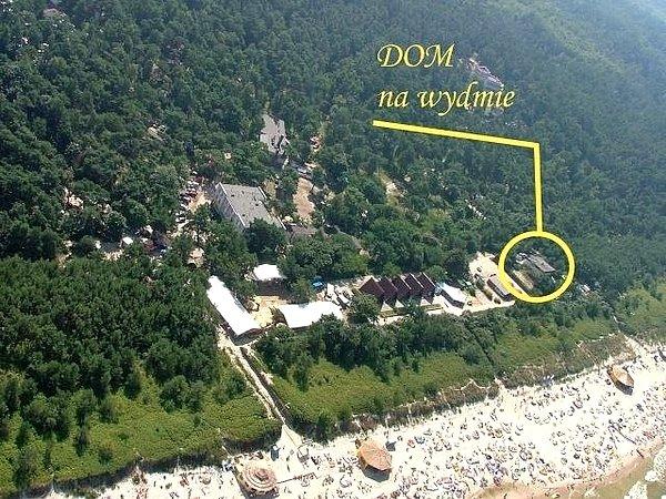 Dom Na Wydmie - Krynica Morska