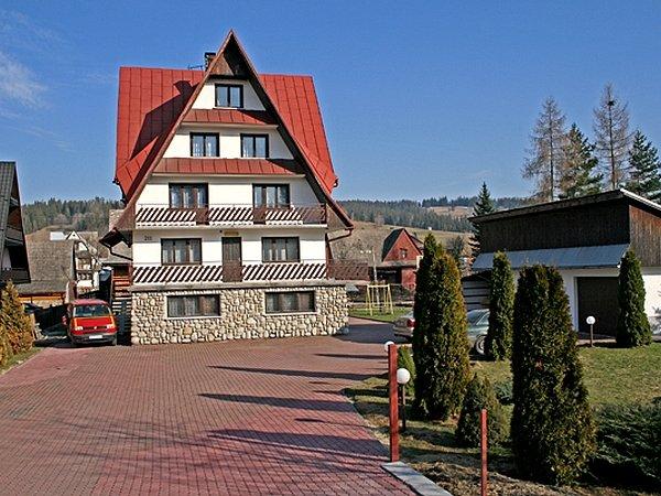 Dom Wczasowy Anna II - Biały Dunajec
