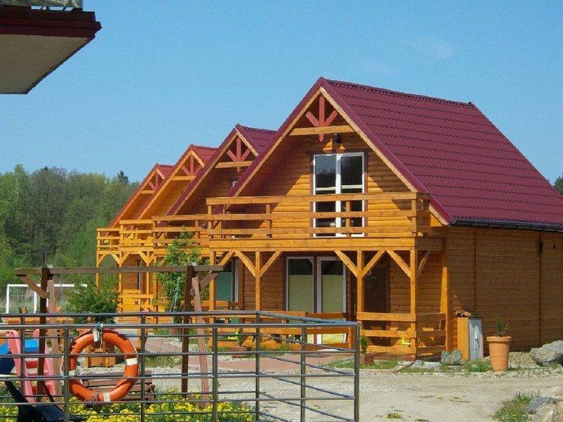 Domki Letniskowe - Rancho Ohio - Mielenko