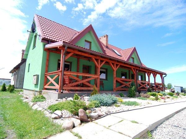 Foto 36918 - Łeba - Domki Wypoczynkowe i pokoje Boja