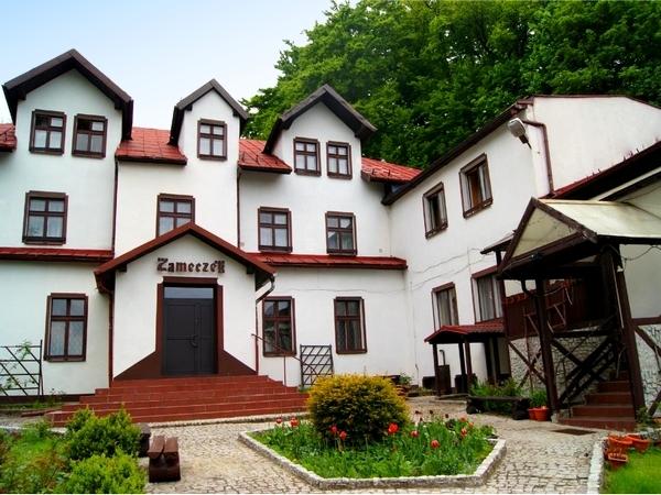 Foto 9339 - Szklarska Poręba - Pensjonat Zameczek