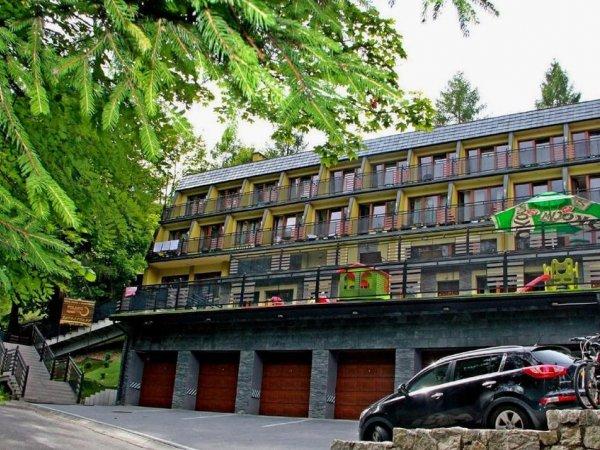Foto 50212 - Szczawnica - Hotel Rooms & Apartaments POLARIS