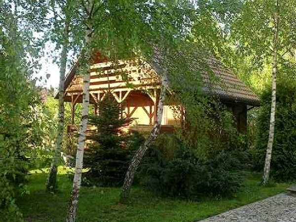 Komfortowy Domek Drewniany - Stegna