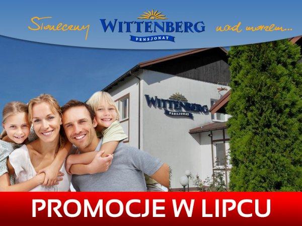 WITTENBERG pokoje gościnne / MORSKA KRAINA komfortowe domki  - Białogóra