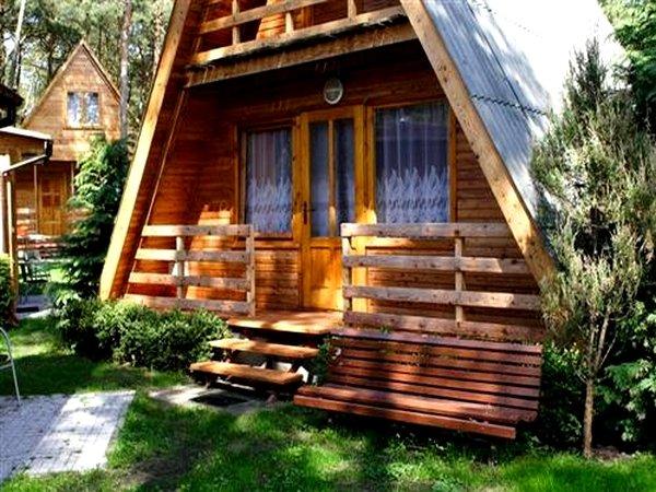 Unikalne Posejdon - luksusowe domki i pokoje Łeba RC49