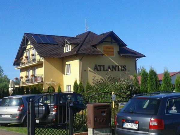Villa Atlantis - Grzybowo