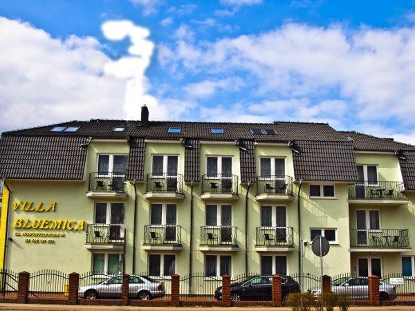 Foto 41405 - Międzyzdroje - Villa Bluemica