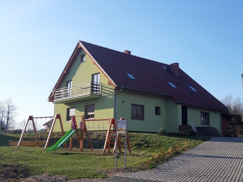 Villa ŁĄGI