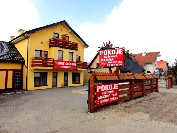 Villa Maxima - Gdańsk