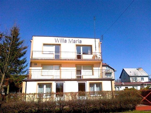 Willa Maria - Międzywodzie