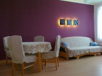 Apartament Fioletowy w Gdańsku - zdjęcie główne