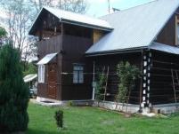 Domek Siedlisko Ostoja - zdjęcie główne