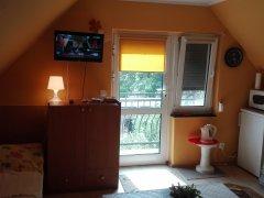 3-4 osobowy pokój gościnny, centrum - zdjęcie główne