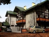 Pensjonat Lira w Krynicy Zdroju - zdjęcie główne