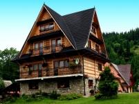 Dom Góralski Hanusia - zdjęcie główne