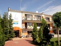 Mielno - Pensjonat Delfin - zdjęcie główne