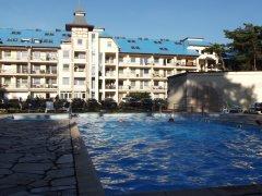 Apartament z basenem w Blue Mare - zdjęcie główne