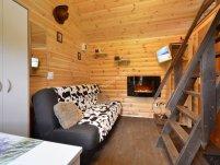 Domki drewniane country w Górach Stołowych - zdjęcie główne