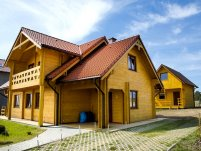 Domki Letniskowe Na Wzgórzu - haupt Foto