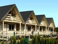 Nocleg w Ustroniu Morskim - Domki Bialy Zagiel Centrum Ustronia Morskiego