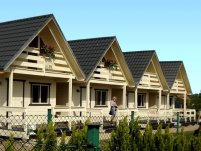Domki Bialy Zagiel Centrum Ustronia Morskiego - haupt Foto