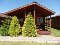 Drewniane domki letniskowe ALMA - zdjęcie główne