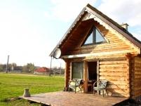 Domek z bali w Polanicy Zdroju - zdjęcie główne