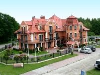 Pensjonat Pałacyk - zdjęcie główne