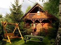 Komfortowy Domek Drewniany - zdj�cie g��wne