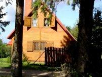 Kosówka domki drewniane - zdjęcie główne