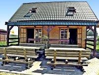 Letniskowy Domek Drewniany - zdjęcie główne
