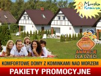 MORSKA KRAINA komfortowe DOMY / pokoje gościnne WITTENBERG - zdjęcie główne