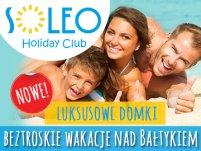 Soleo Holiday Club - nowoczesne domki i apartamenty letniskowe - zdj�cie g��wne
