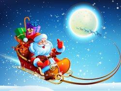 Zdjęcie dot. Najazd Świętych Mikołajów na Kowary, Festyn Rodzinny
